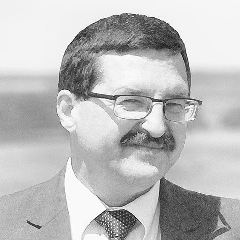 Zdjęcie na którym jest Krzysztof Jędrzejczyk – Zastępca Wójta Gminy Moszczenica